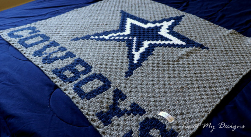 Dallas Cowboys Baby Toddler Blanket